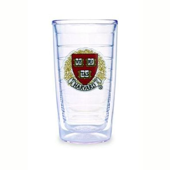 Harvard 16 oz Tervis Tumblers - Set of 4