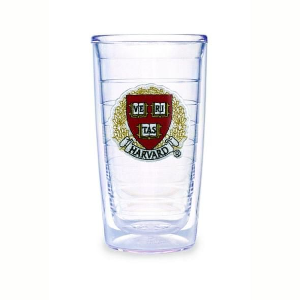 Harvard 16 oz Tervis Tumblers - Set of 4 - Image 2
