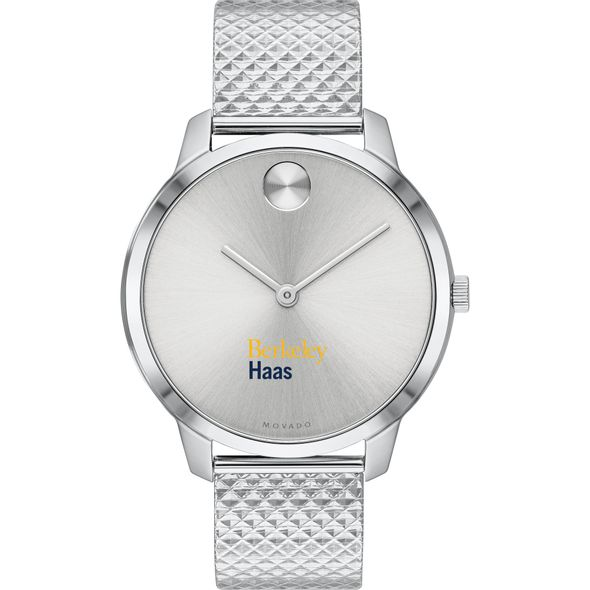 Haas School of Business Women's Movado Stainless Bold 35 - Image 2