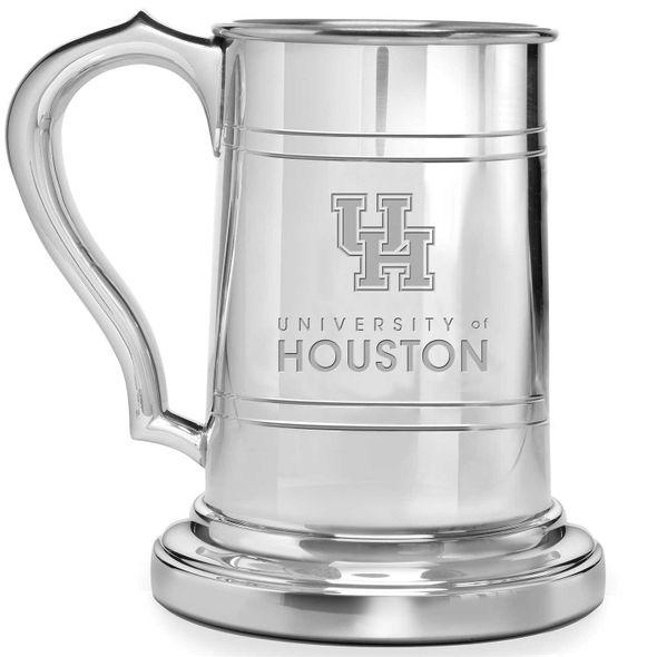 Houston Pewter Stein - Image 1