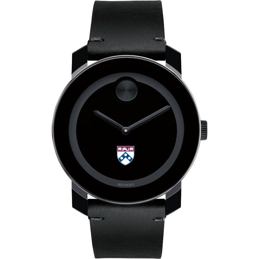Penn Men's Movado BOLD with Leather Strap - Image 2
