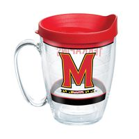 Maryland 16 oz. Tervis Mugs- Set of 4