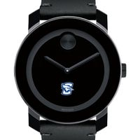 Creighton Men's Movado BOLD with Leather Strap