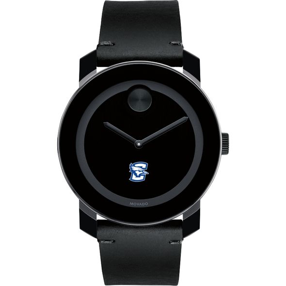 Creighton Men's Movado BOLD with Leather Strap - Image 2