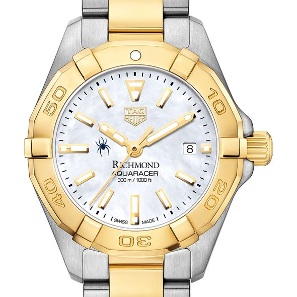 University of Richmond TAG Heuer Two-Tone Aquaracer for Women