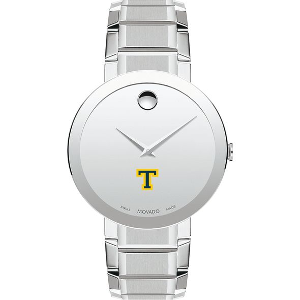 Trinity College Men's Movado Sapphire Museum with Bracelet - Image 2