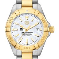 MIT Sloan TAG Heuer Two-Tone Aquaracer for Women