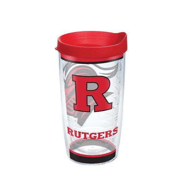 Rutgers 16 oz. Tervis Tumblers - Set of 4