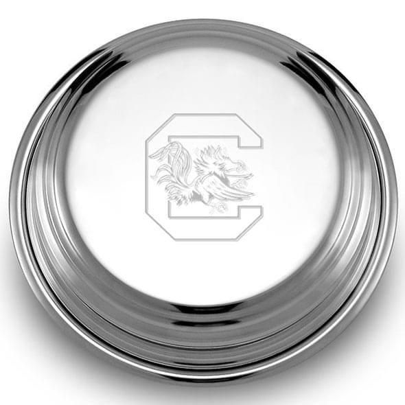 South Carolina Pewter Paperweight - Image 2