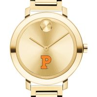 Princeton University Women's Movado Gold Bold 34