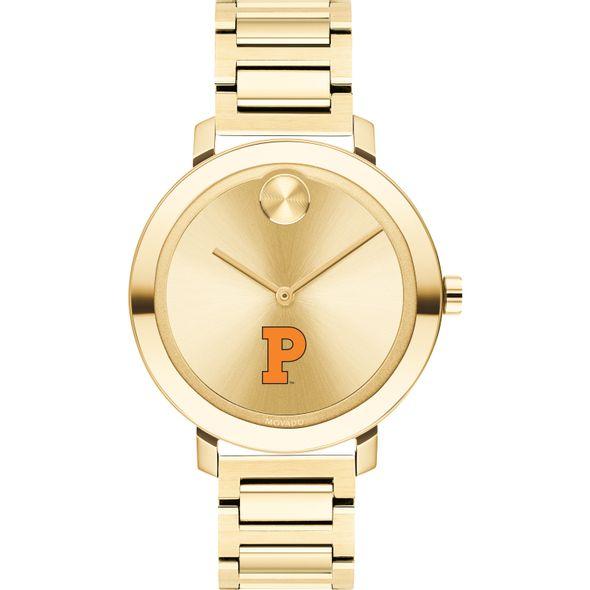 Princeton University Women's Movado Gold Bold 34 - Image 2