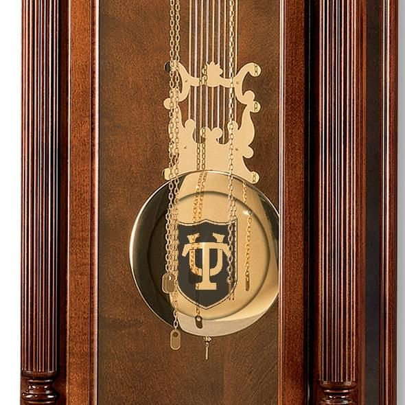 Tulane Howard Miller Grandfather Clock - Image 2