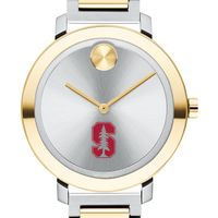 Stanford University Women's Movado Two-Tone Bold 34