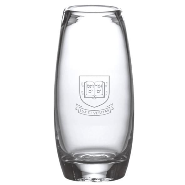 Yale Glass Addison Vase by Simon Pearce