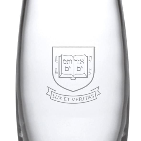 Yale Glass Addison Vase by Simon Pearce - Image 2