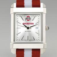 Ohio State Collegiate Watch with NATO Strap for Men