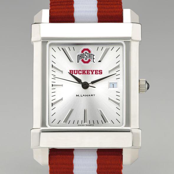 Ohio State Collegiate Watch with NATO Strap for Men - Image 1