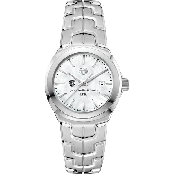Johns Hopkins University TAG Heuer LINK for Women - Image 2