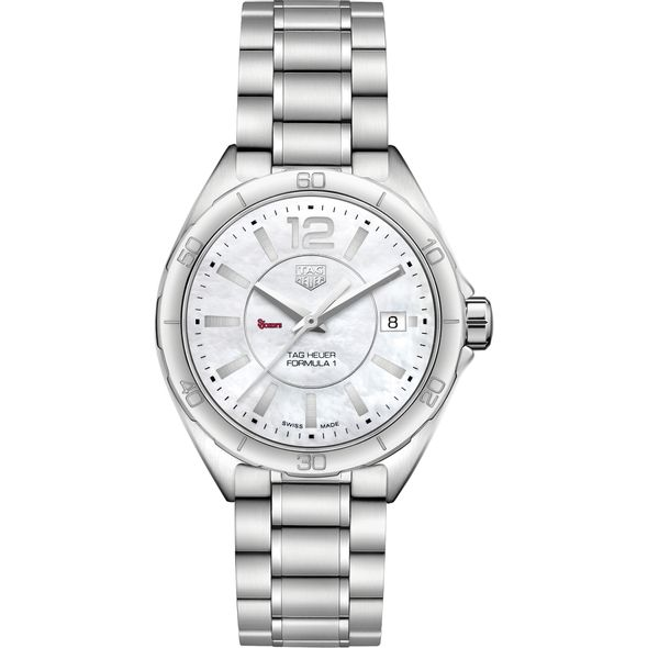 St. John's University Women's TAG Heuer Formula 1 with MOP Dial - Image 2