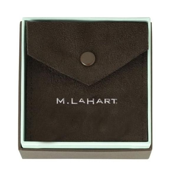 M Villanova Sterling Silver Money Clip LA HART By M.lahart /& Co