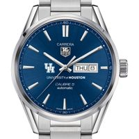 Houston Men's TAG Heuer Carrera with Day-Date