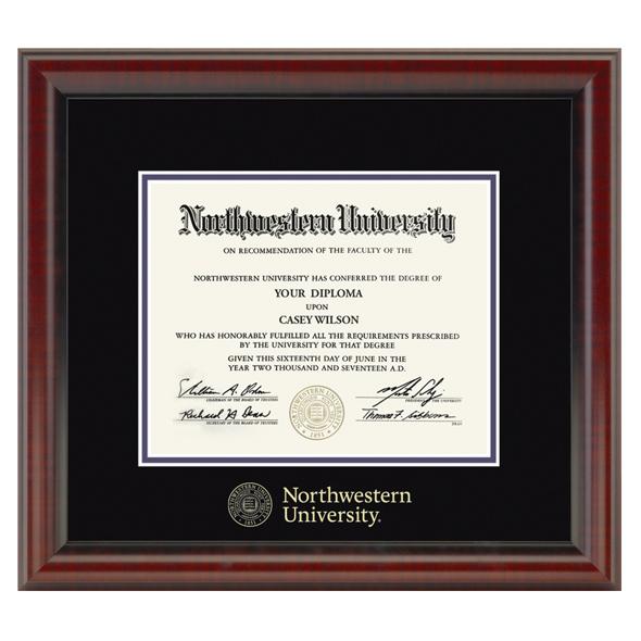 Northwestern University Captain Chair Graduation Gift Selection