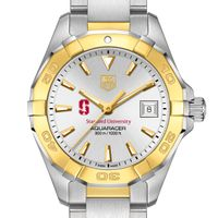 Stanford University Women's TAG Heuer Two-Tone Aquaracer