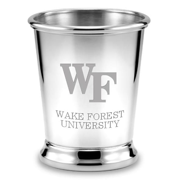 Wake Forest Pewter Julep Cup - Image 2