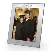 VCU Polished Pewter 8x10 Picture Frame