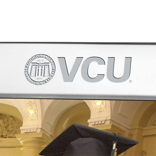 VCU Polished Pewter 8x10 Picture Frame - Image 2