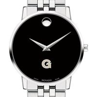 Georgetown University Men's Movado Museum with Bracelet