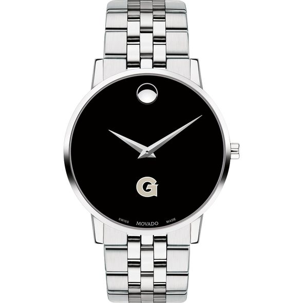 Georgetown University Men's Movado Museum with Bracelet - Image 2