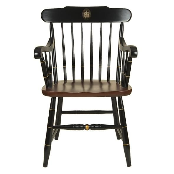 University of Tennessee Captain's Chair by Hitchcock - Image 1