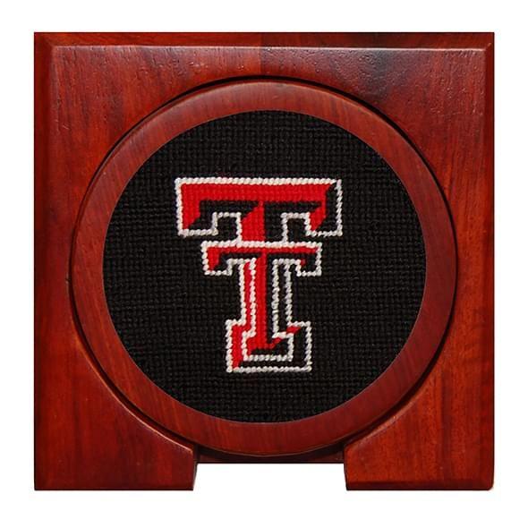 Texas Tech Needlepoint Coasters - Image 2