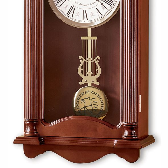 Purdue University Howard Miller Wall Clock - Image 2