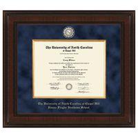 UNC Kenan-Flagler Diploma Frame - Excelsior