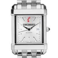 Cincinnati Men's Collegiate Watch w/ Bracelet