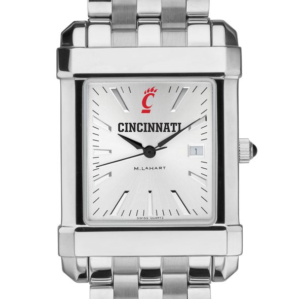 Cincinnati Men's Collegiate Watch w/ Bracelet - Image 1