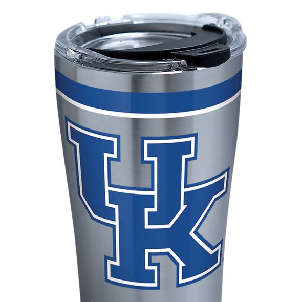 Kentucky 20 oz. Stainless Steel Tervis Tumblers with Hammer Lids - Set of 2 - Image 2