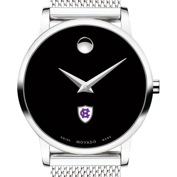 Holy Cross Women's Movado Museum with Mesh Bracelet
