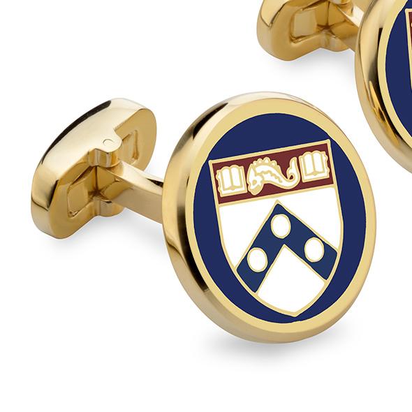 Penn Enamel Cufflinks - Image 2
