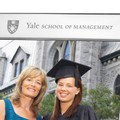 Yale SOM Polished Pewter 8x10 Picture Frame - Image 2