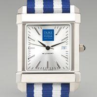Duke Fuqua Collegiate Watch with NATO Strap for Men