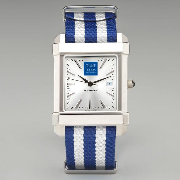 Duke Fuqua Collegiate Watch with NATO Strap for Men - Image 2