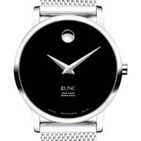 UNC Kenan–Flagler Business School Women's Movado Museum with Mesh Bracelet