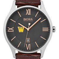 Williams Men's BOSS Classic with Leather Strap from M.LaHart
