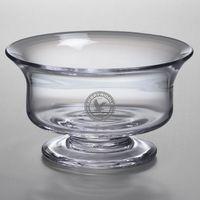 ERAU Simon Pearce Glass Revere Bowl Med