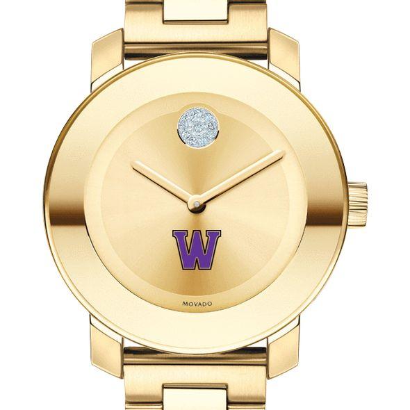 Williams Women's Movado Gold Bold