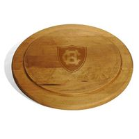Holy Cross Round Bread Server