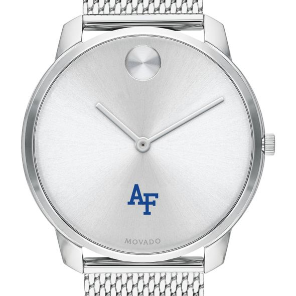 US Air Force Academy Men's Movado Stainless Bold 42